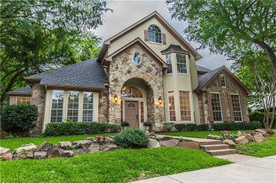 McKinney Single Family Home For Sale: 2603 Concord Court