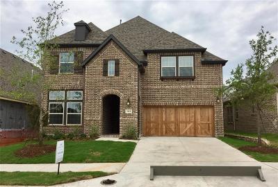 Allen Single Family Home For Sale: 1114 Maverick Drive Drive
