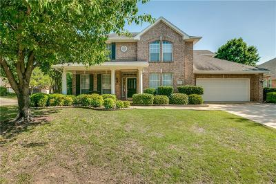 Tarrant County Single Family Home For Sale: 3666 Stone Creek Parkway