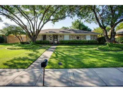 Lewisville Single Family Home For Sale: 1022 Grove Drive