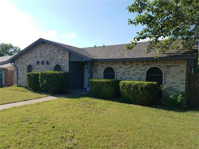 Single Family Home For Sale: 10339 Red Elm Rd