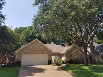 Grapevine Residential Lease For Lease: 2149 Steeplewood Drive