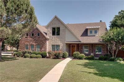 Flower Mound Single Family Home For Sale: 3402 Sycamore Drive