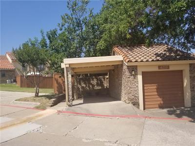 Irving Condo For Sale: 4255 Cuesta Drive #1