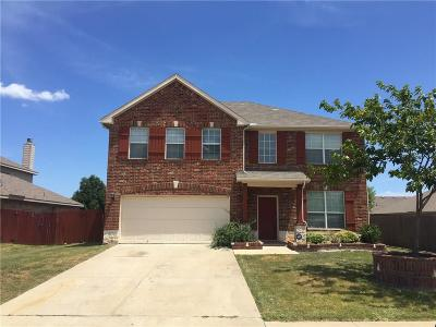Seagoville Single Family Home For Sale: 3102 Rosslynn Court