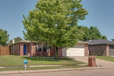 Mckinney Single Family Home Active Option Contract: 3306 Westview Drive