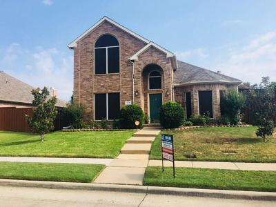 Lewisville Single Family Home For Sale: 413 Kyle Lane