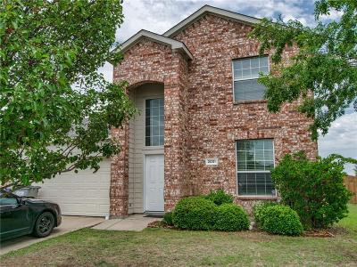 Forney Single Family Home For Sale: 2001 Gardenia Drive