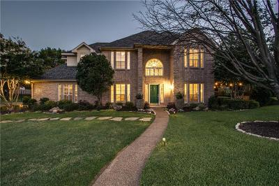 Southlake Single Family Home For Sale: 1603 Pheasant Lane