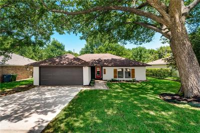 Sachse Single Family Home For Sale: 4916 Brookhollow Drive