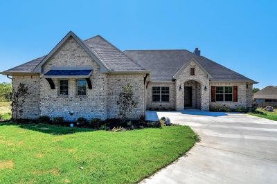 Sherman Single Family Home For Sale: 5010 Buffalo Ridge Trail