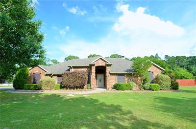 Canton Single Family Home Active Option Contract: 231 Vz County Road 4136
