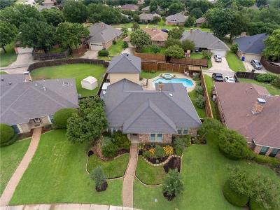 Carrollton Single Family Home For Sale: 3108 Bellflower Lane