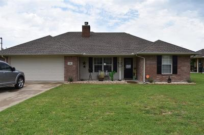 Waxahachie Single Family Home Active Contingent: 113 Country Drive