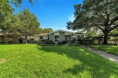 Single Family Home For Sale: 3030 Merrell Road