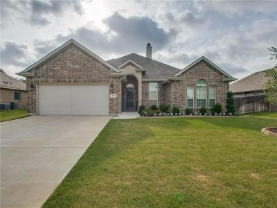 Kennedale Single Family Home Active Option Contract: 1037 Cydnie Street