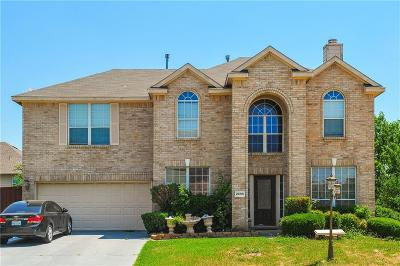 Arlington, Mansfield Single Family Home For Sale: 2600 Landmark Court