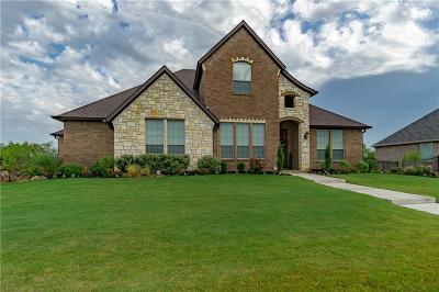 Ennis Single Family Home For Sale: 1700 Hudson Drive