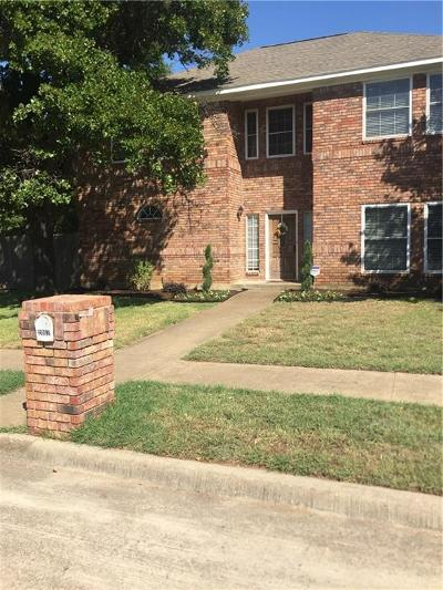 Azle Single Family Home Active Option Contract: 2057 Spinnaker Lane