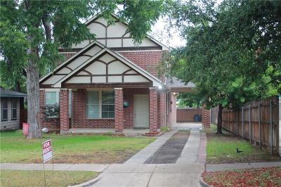 Residential Lease For Lease: 2314 W Rosedale Street S