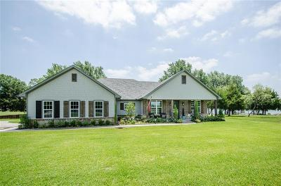 Navarro County Single Family Home Active Option Contract: 1120 Deep Water Cove