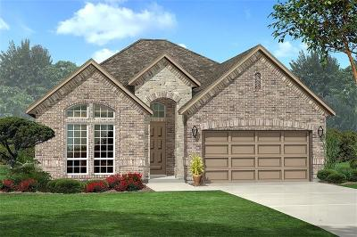 Denton Single Family Home For Sale: 2217 Moonsail Lane