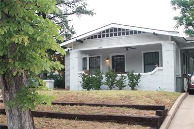 Residential Lease For Lease: 2228 Irwin Street