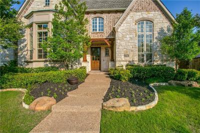 Lantana Single Family Home For Sale: 8430 Buffalo Drive