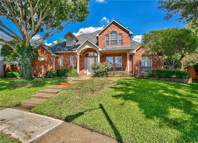 Plano Single Family Home For Sale: 6100 Shelbourne Circle