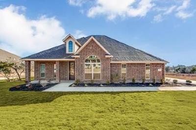 Crowley Single Family Home For Sale: 108 Live Oak Drive