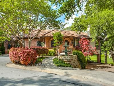 Dallas Single Family Home For Sale: 17214 Club Hill Drive