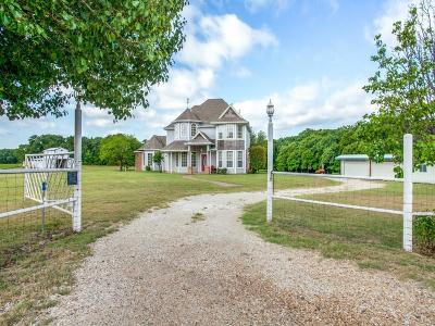 Little Elm Single Family Home For Sale: 1193 Lloyds Road