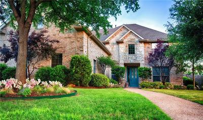 Keller Single Family Home For Sale: 625 Unbridled Lane