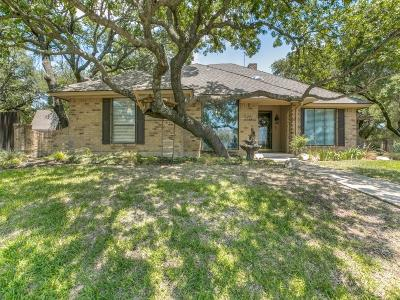 Fort Worth Single Family Home For Sale: 8300 Crosswind Drive