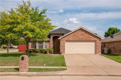 Waxahachie Single Family Home Active Option Contract: 118 Buckskin Drive