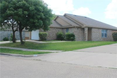 Mesquite Single Family Home For Sale: 214 Athel Drive