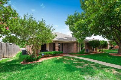 Rowlett Single Family Home For Sale: 3414 Orchid Lane