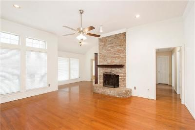 Euless Residential Lease Active Option Contract: 401 Lexington Lane