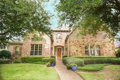 Flower Mound Single Family Home For Sale: 4912 Joshua Drive