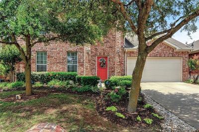 Van Alstyne Single Family Home For Sale: 1514 Hanover Lane