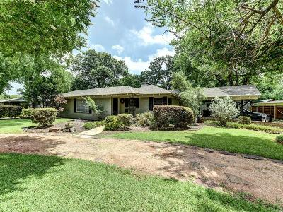 Single Family Home For Sale: 7124 Wild Valley Drive