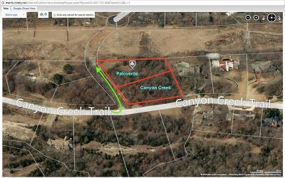 Fort Worth Residential Lots & Land For Sale: 6267 Paloverde Court
