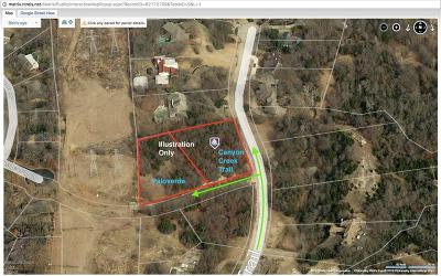 Fort Worth Residential Lots & Land For Sale: 408 Canyon Creek Trail