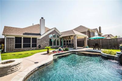 Little Elm Single Family Home For Sale: 14016 Winter Hill Drive