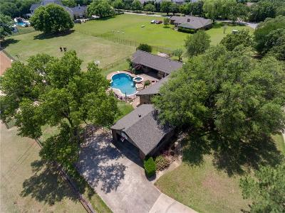 Colleyville Single Family Home For Sale: 7204 John McCain Road