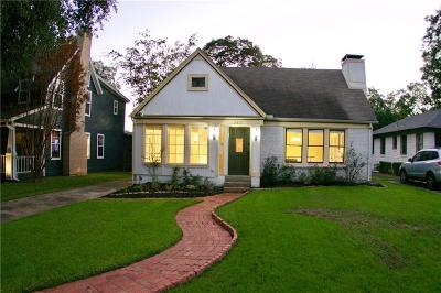 Single Family Home For Sale: 2631 Madera Street