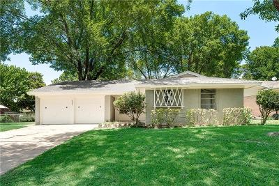 Ennis Single Family Home For Sale: 521 Lakeshore Drive