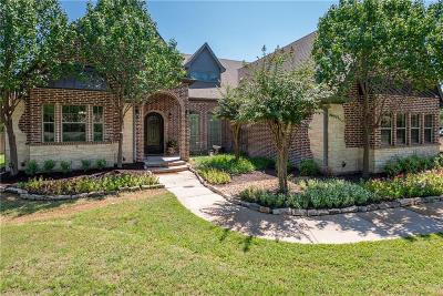 Fort Worth Single Family Home For Sale: 408 Crested Ridge Lane