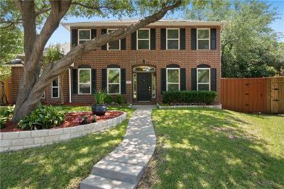 Plano Single Family Home Active Kick Out: 7701 Orly Court