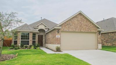 Denton Single Family Home For Sale: 3001 Colorado Drive